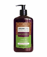 Hydrating Macadamia Leave in Best Conditioner for Dry and Damaged Hair