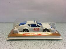 Diecast Majorette Renault Alpine Doctor No.264 White Mint in Box