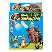 Zoo Med Turtle Lamp Combo Pack   Free Shipping