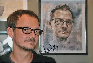 Jonathan YEO SIGNED Autograph Photo AFTAL COA Artist Self Portrait AUTHENTIC