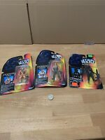 Star Wars Figuren Konvolut OVP/Sealed Kenner 1995&96! Sammlerstücke