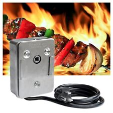 Universal Grill Electric Replacement Stainless Steel Rotisserie Moto