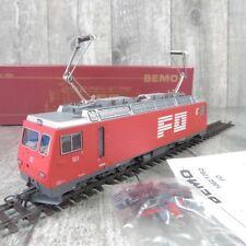 BEMO 1262 201 - H0m - E-Lok - FO 101 - Ge 4/4 II - OVP - #A21746