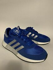 ADIDAS Marathon X 5923 Men's Blue Size 9.5 Sneakers Running shoes - NEW