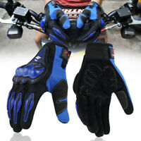 Full Finger Glove Man Gloves Breathable For Yamaha YZ125 YZ250 YZ450 WR250 WR450