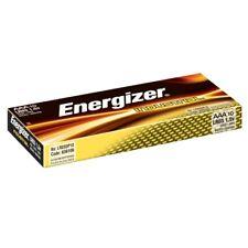 20 x Energizer Industrial AAA Batteries Alkaline Long Life LR03 1.5V