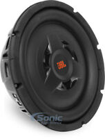 "JBL Club WS1000 800W 10"" 2 or 4-Ohm Selectable Shallow-mount Subwoofer (OpenBox)"