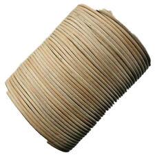 Weiß 10 Baumwolle Bänder umhüllt von Seide``Mineralien,Stein,Schmuck,Deko