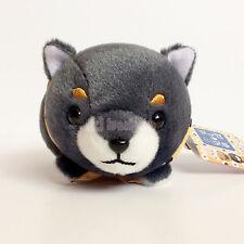 """AMUSE Tsumikko Mameshiba san Kyodai """"Mamejiro"""" (13cm) Shiba Inu Dog Tsum Plush"""