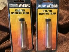 2 Rosin Core Solderlead Free Low Temp 96 Tin 4 Silver By Chicago Electric