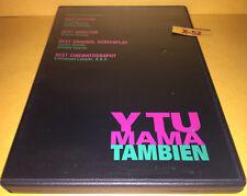 Y Tu Mama Tambien dvd (Fyc) for your consideration Oscar Promo alfonso cuaron