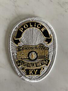 Louisville Metro Police Jefferson County Kentucky Breast Patch