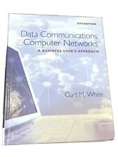 Data Communications & Computer Networks -A Business User's Approach- Curt White