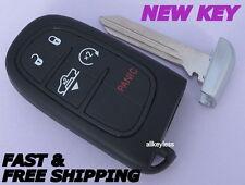 RAM TRUCK smart key keyless entry remote fob transmitter push start 68159657 OEM