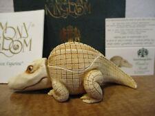 Harmony Kingdom Crack A Smile Crock Interchangeable Uk Made Box Figurine