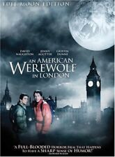New An American Werewolf in London Dvd 1981 A 2 Disc Set Full Moon Edition Movie