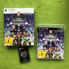 Ps3-Kingdom Hearts-HD 2.5 Remix - (Limited Edition)