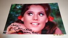 Dawn Wells Signed Picture Autographed With COA RARE Mary Ann Gilligan's Island