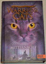 Buch Warrior Cats Staffel 2 Band 1 Mitternacht, gebunden - sehr gut