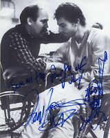 "*RARE* RON KOVIC Authentic Hand-Signed ""Born on the Fourth of July"" 8x10 Photo"