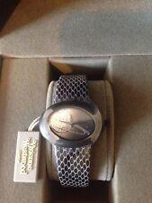 Vivienne Westwood Time Machine Ellipse Women's Quartz Watch VV014CHBK BN