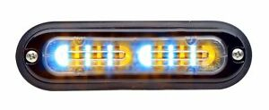 Whelen ION™ T-Series™ Linear Super-LED® Surface Mount Lighthead - DUO / Dual Col