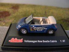 1/87 Schuco VW New Beetle Cabrio Vollmond Bier