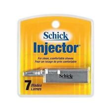 Schick Injector Refill Chromium Blades, helps prevent razor bumps - 7 Count