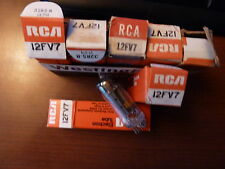 One tube 12fv7 nos nib various brands see picture