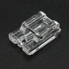 Pied fermeture éclair invisible pour la pose de fermeture à glissière cachée