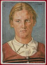 German WW 2 Third Reich Artist Postcard Willrich Wolfgang