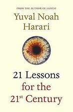 21 Lessons for the 21st Century by Harari, Yuval Noah | Book | condition good