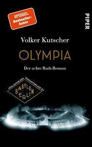 Olympia von Volker Kutscher (2020, Gebundene Ausgabe)