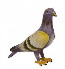 Taube Vogel Gusseisen Figur Skulptur Eisen Tier Tierliebhaber Antik Nostalgie
