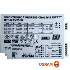 OSRAM EVG Vorschaltgerät 2x26-32 Quicktronic QTP-M 2X26-32 220-240 S VS20
