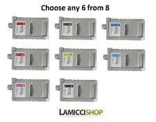 Any 6 Color selection New PFI-701 Compatible Cartridge for Canon iPF 8100 9100