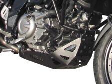 Cubrecarter Defensa protector Heed SUZUKI DL 650 V-Strom (04-16) aluminio negro