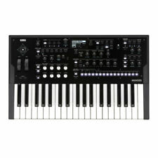 Korg Wavestate 37 Key Sequencing Synthesizer - Black