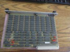Motorola Mvme Board, Pn: 01-W3507B 01A<