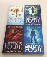 Artemis Fowl 4 book bundle By Eoin Colfer