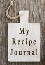 My Recipe Journal : Blank Cookbook, 7 X 10, 111 Pages: By Recipe Journal, My ...