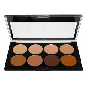 CITY COLOR Photo Chic Concealer & Contour Palette - 8 x 1.52g