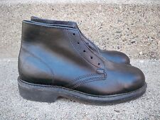 Vtg Biltrite Leather Men's Combat Biker Riding Motorcycle Chukka Boots Size 5.5