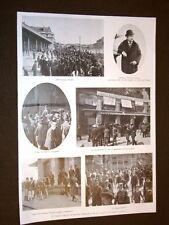 Milano nel 1904 Le 5 o cinque giornate di sciopero generale Giovanni Gadola