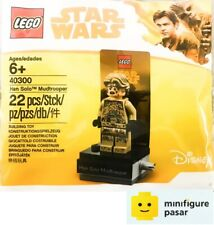 Lego Star Wars Solo 40300 - Han Solo Mudtrooper Minifigure Polybag - New SEALED