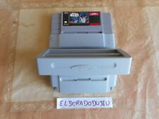 ELDORADODUJEU   SUPER STAR WARS USA + ADAPTATEUR FIRE IMPORT Pour SUPER NES USA