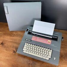 Smith Corona SL-575 Model Portable Electric Typewriter - FREE SHIP