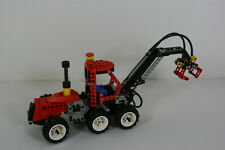 Lego Technic 8443 Pneumatic Forsttraktor  von 1996 komplett incl. OBA