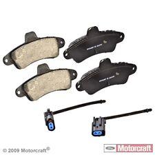 FORD PART # XS7Z2200BA Motorcraft BR1277 Rear Organic Brake Pads
