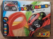 FleXtreme Starter-Set Rennbahn mit Rennauto